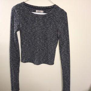A&F Crop Knit